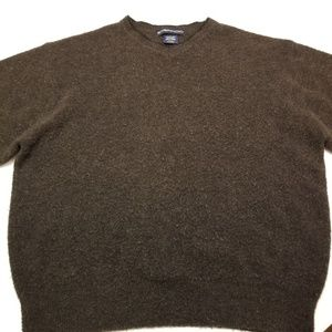 Exofficio Wool Blend Sweater - Men's Large